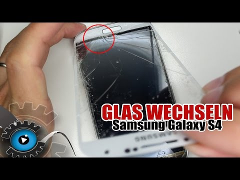 Samsung Galaxy S4 i9505 i9500 Glas tauschen unter 18€