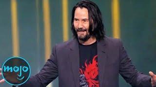 Video 10 Times Keanu Reeves BROKE the Internet MP3, 3GP, MP4, WEBM, AVI, FLV Juni 2019