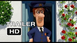 Nonton Postman Pat  The Movie   Official Trailer Film Subtitle Indonesia Streaming Movie Download