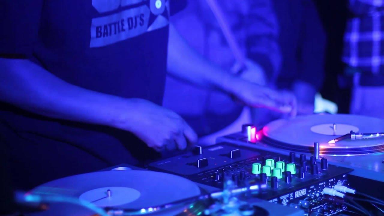 DJ Traps - Live @ Skratchpad's 10th Anniversary 2013