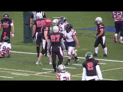 LFS12 Semaine 7: Mercenaires vs Huskies (14 septembre 2019)