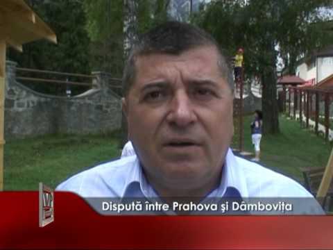 Dispută continuă între Prahova şi Dâmboviţa