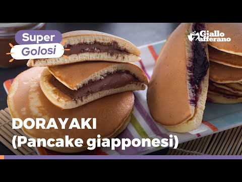 DORAYAKI: Facili e veloci per la merenda! видео