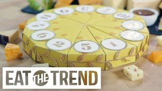12 Days of Cheesus Advent Calendar | Eat the Trend by POPSUGAR Food