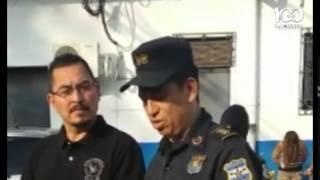 DAN presenta detenidos por narcotráfico