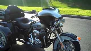 7. New 2013 Harley-Davidson Tri Glide Ultra Classic Trike FLHTCUTG