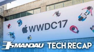 En esta edición del Esmandau Tech Recap te traemos todos los detalles sobre el WWDC 2017 de Apple en el cual se presentó iOS 11, macOS High Sierra, nuevas iPad Pro, nuevas Macs y mucho, mucho más.Lee más aquí: http://www.esmandau.com/tag/wwdc-2017/