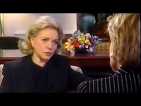 Lauren Bacall interview with Barbara Walters--1996