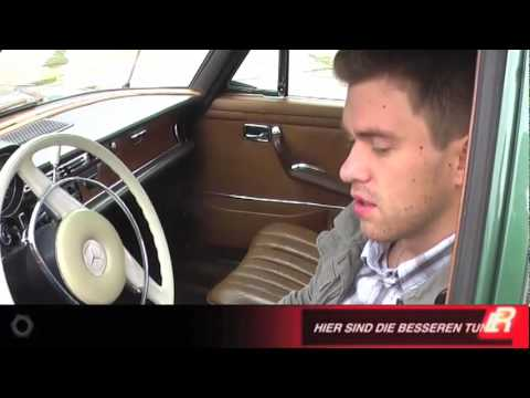 Mercedes-Benz W108 SEL Limousine -             Aron stellt euch heute seine Mercedes-Benz S-Klasse von 1971 vor. Der Wagen wurde vor 8 Jahren komplett restauriert....