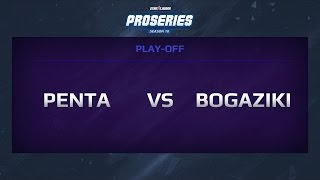 PENTA Sports vs Team Bogazici, Game 2, ProSeries