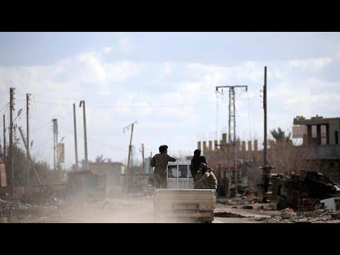 ISIS: Ο τελευταίος θύλακας των τζιχαντιστών
