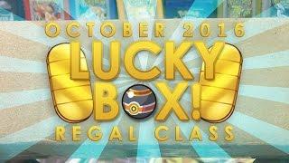 Pokémon Cards -  October 2016 Regal Class Lucky Box Opening | Arc Knight Store! by The Pokémon Evolutionaries