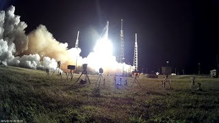 Mobius ActionCam Captures Falcon 9 CRS-5 Launch And Remote Cameras