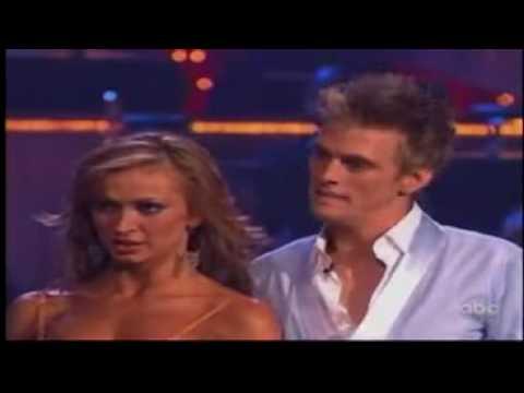 DWTS - Season 9 - Aaron Carter & Karina - The Rumba (third dance)