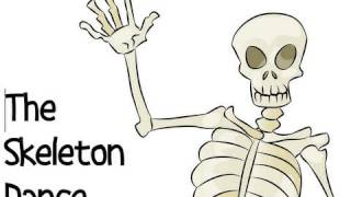 "Wiggle, wiggle, wiggle your bones with ""The Skeleton Dance"" song from Super Simple Learning."