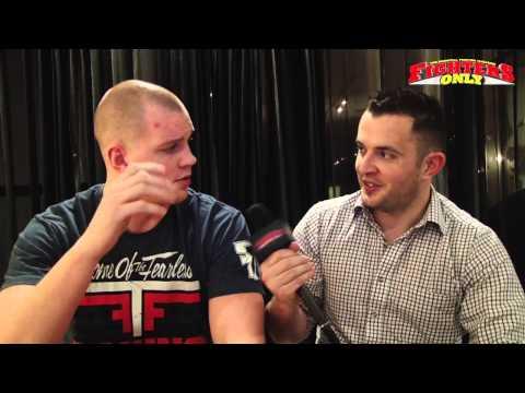STEFAN STRUVE: UFC on Fuel TV 9