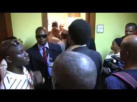 Download Senate President visit Sen. DINO MELAYE in National Hospital