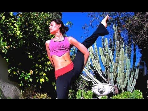 YOGA CLASS Power Vinyasa Flow Intermediate Advanced Detoxing Hip