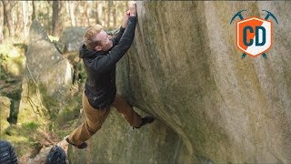 Huge Fontainebleau Dynos...It's All About The Jump | Climbing Daily Ep.1379 by EpicTV Climbing Daily
