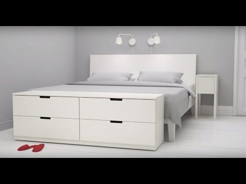 NORDLI Kommoden von IKEA kombinierst du, wie du willst