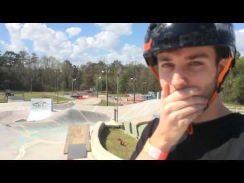 Going Old School at Kona Skatepark- Webisode 1