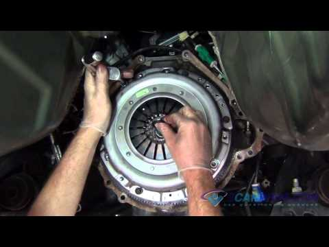 Clutch, Flywheel, Rear Main Seal, & Throw Out Bearing Replacement 2005-2014 Ford Mustang