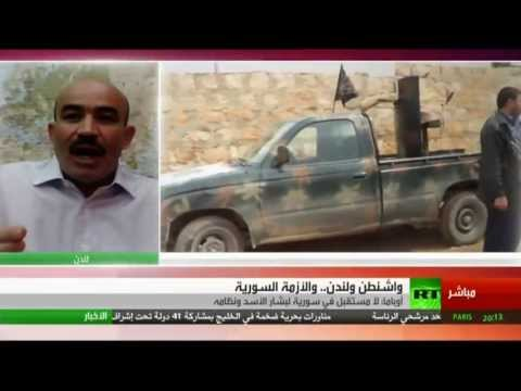 زيتوت:| القوى الكبرى تتحرك -أخيرا- في سوريا خوفا على إسرئيل Zitout