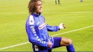Gabriel Batistutas 30 schönsten Tore für den AC Florenz