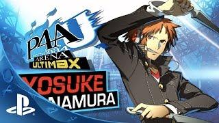 Persona 4 Arena Ultimax: Yosuke Trailer | PS3