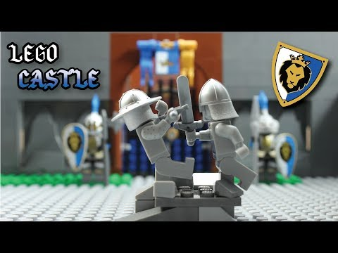 Lego Castle Lion Knight's Kingdom Chapter 2