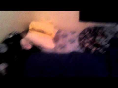 Dude fucks stuffed animal while he sleeps