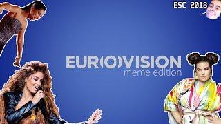 Video EUROVISION 2018 MEME EDITION   TheFabMunicorn MP3, 3GP, MP4, WEBM, AVI, FLV Desember 2018