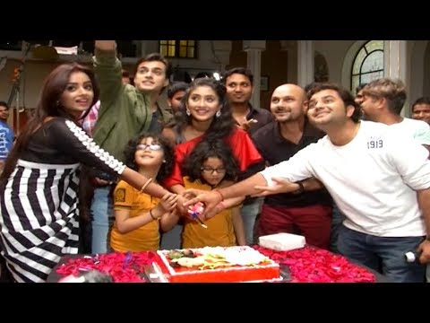 Ye Rishta Kya Kehlata Hai cast celebrates 9 YEARS