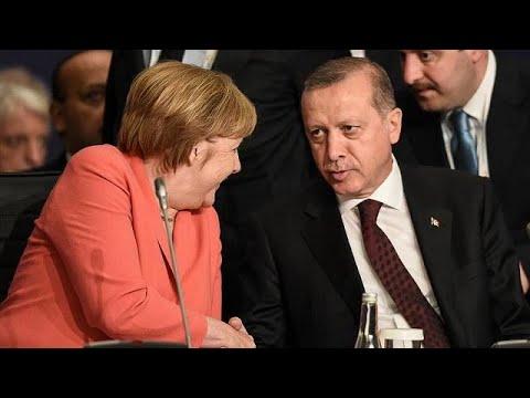 Παρέμβαση Μέρκελ στον Ερντογάν για την απελευθέρωση των δύο Ελλήνων αξιωματικών  …