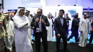 [GITEX2016] LG Booth_Overview