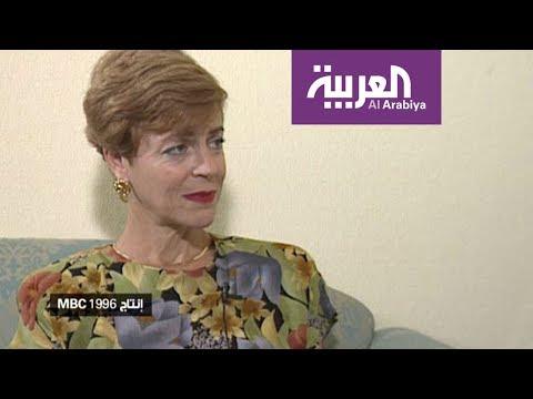 العرب اليوم - شاهد: الكاتبة والباحثة المتخصصة بالأدب العربي ميريام كوك
