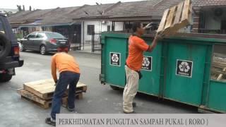 Perkhidmatan Pungutan Sampah Pukal