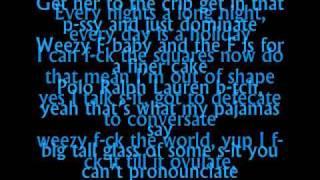 Lil Wayne- Bill Gates w Lyrics