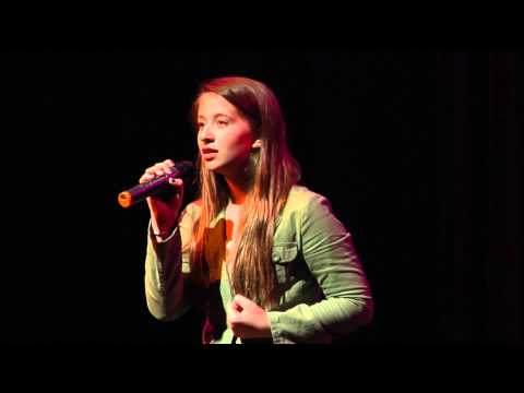 astonishing - Cassidy Carson Shooster sings Astonishing a song from Little Women.