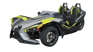 7. Polaris Recalls 2017 & 2018 Slingshot Models | Due to Possible Brake Failure Issues