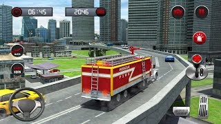 Nonton Rescue Fire Truck Simulator  By Prism Apps And Games  Android Gameplay  Hd  Film Subtitle Indonesia Streaming Movie Download