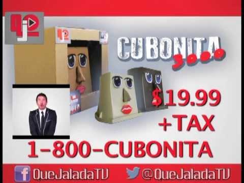 La Cubonita 3000 - OMG!!! - Thumbnail