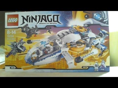 Vidéo LEGO Ninjago 70724 : Le NinjaCopter