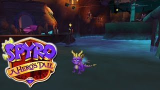 Let's Play Spyro: A Hero's Tail: Part 16 - Stormy Beach