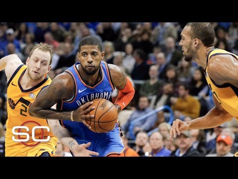 Video: NBA film study: Paul George's heroics vs. Utah Jazz | SportsCenter