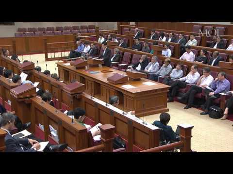 Budget 2017 Round-up Speech: Meeting Change Head-On