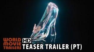 Cinderela - Teaser Trailer (2015) HD