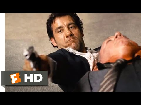 The International (2009) - Museum Ambush Scene (6/10) | Movieclips