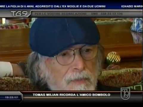 tomas milian ricorda bombolo intervista del giornalista emanuele carioti
