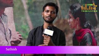 Sathish at Thuninthu Sel Short Film Screening